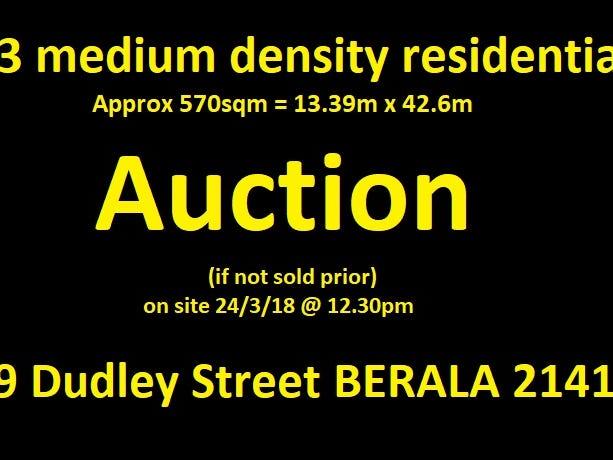 79 DUDLEY STREET, Berala, NSW 2141