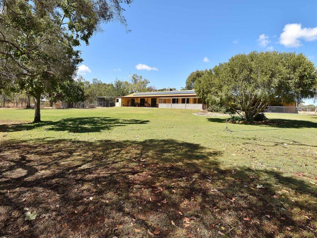 134 Old Dalrymple Road, Toll, Qld 4820