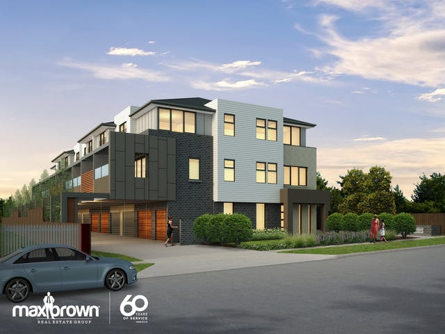1-11/289 Mt Dandenong Road, Croydon, Vic 3136