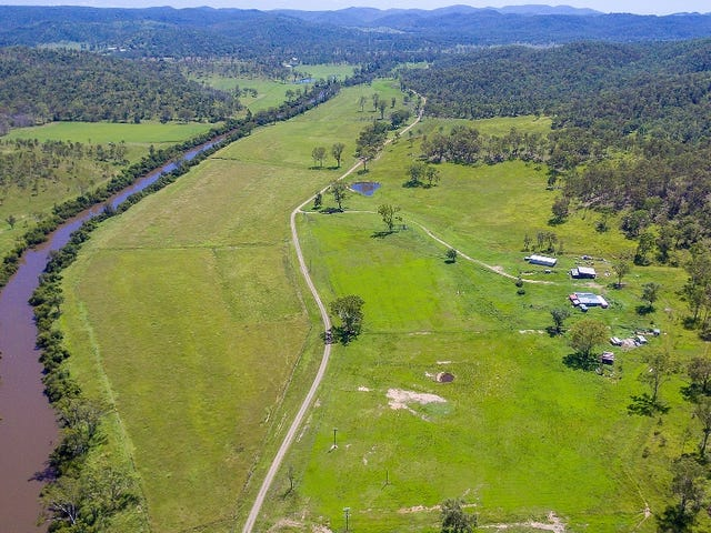 Lot 11 Ettrickdale Road, Booubyjan, Qld 4601