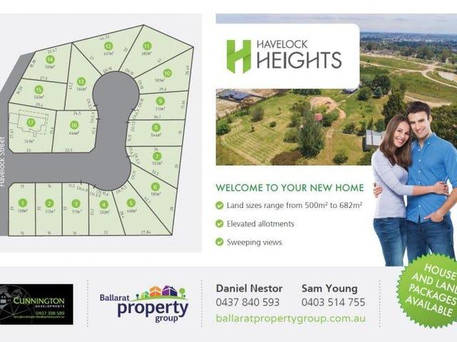 1-16 Havelock Heights, Ballarat North, Vic 3350