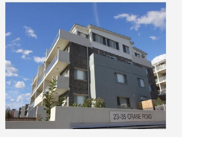 8/23 Crane Road, castle Hill, NSW 2145, Castle Hill, NSW 2154