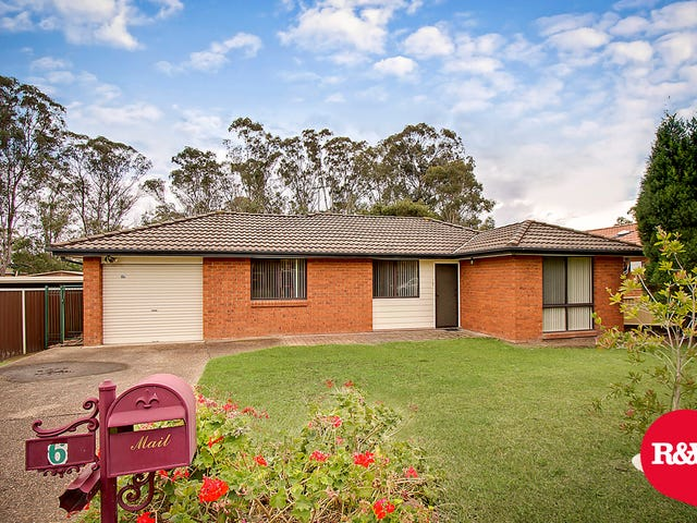 6 Tillford Grove, Rooty Hill, NSW 2766