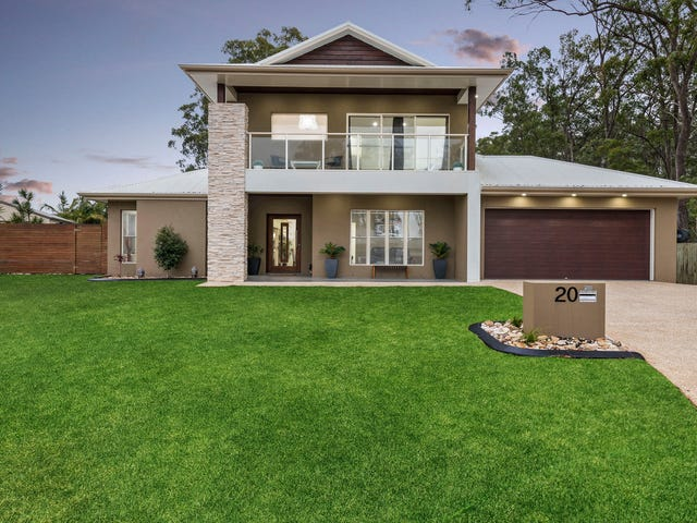 20 Colman Drive, Middle Ridge, Qld 4350