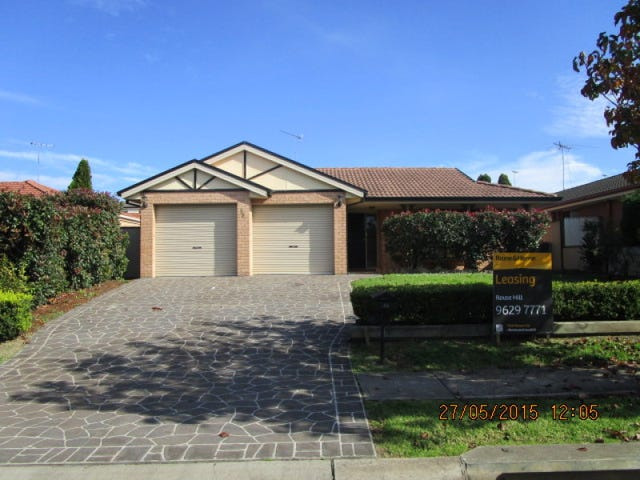25 Clonmore Street, Kellyville Ridge, NSW 2155