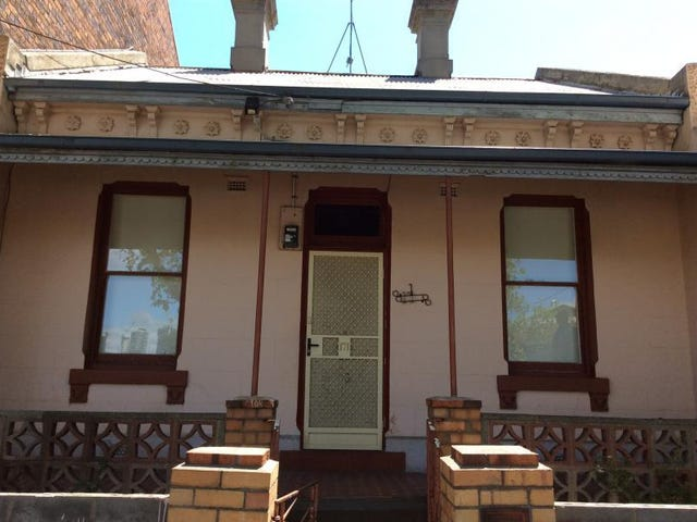 North Melbourne, address available on request