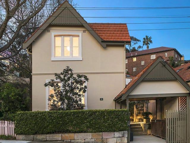 31 Undercliff Street, Neutral Bay, NSW 2089