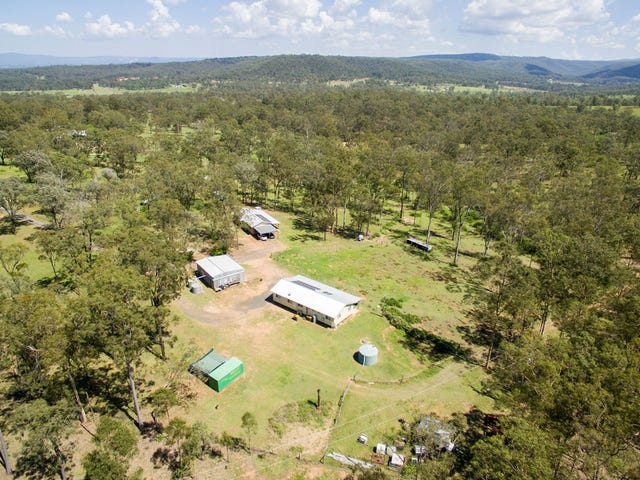 558 Philps Road, Grantham, Qld 4347