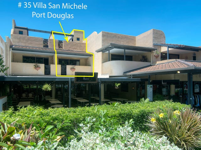 35 Villa San Michele Macrossan Street, Port Douglas, Qld 4877