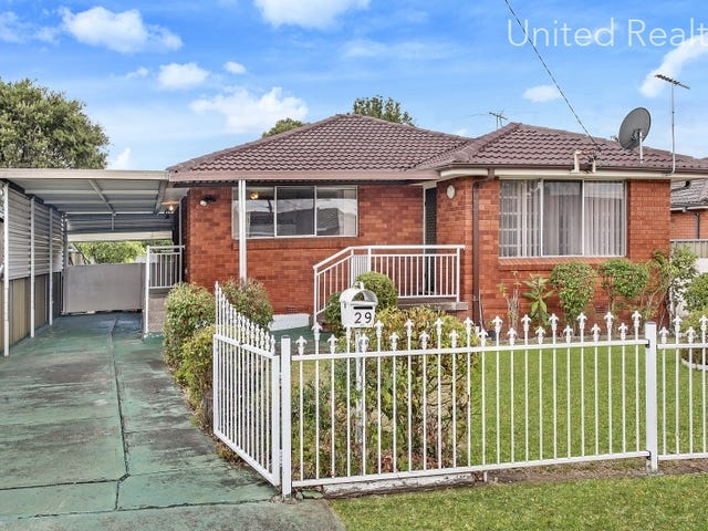 29 Musgrave Crescent, Fairfield West, NSW 2165