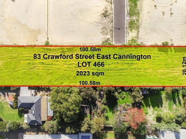 83 Crawford Street, East Cannington, WA 6107