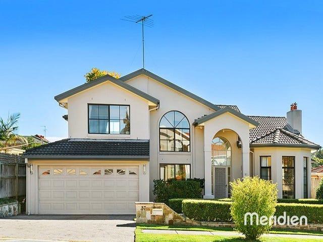 37 James Mileham Drive, Kellyville, NSW 2155