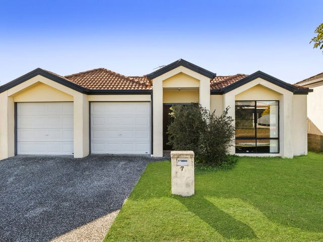7 Bensley Pl, Riverhills, Qld 4074