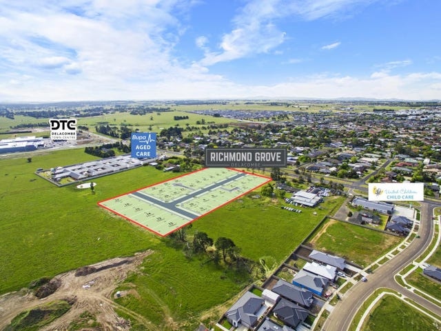 Lots 1 -31/301 Smythes Road, Delacombe, Vic 3356