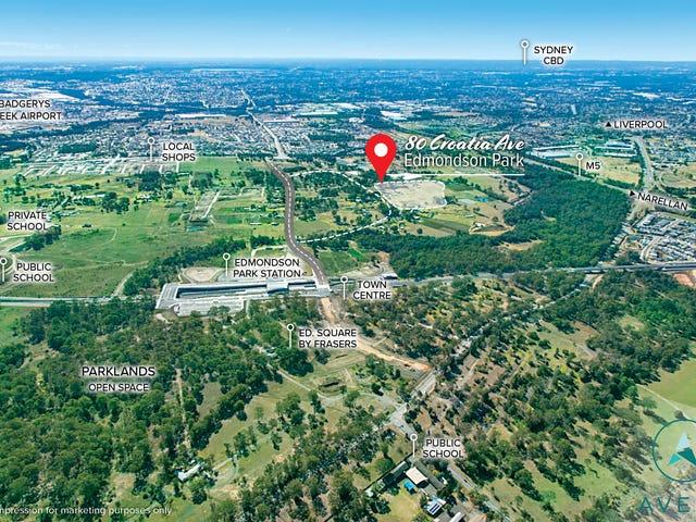 80 Croatia Avenue, Edmondson Park, NSW 2174