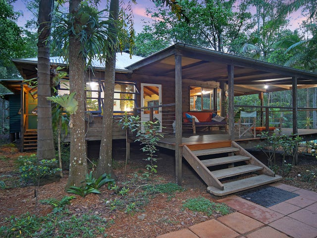 107 Slaughter Yard Rd, Eudlo, Qld 4554
