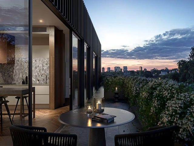 Penthouse/17 Chambers Street, South Yarra, Vic 3141