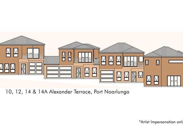 10 12, 14 & 14A Alexander Terrace, Port Noarlunga, SA 5167