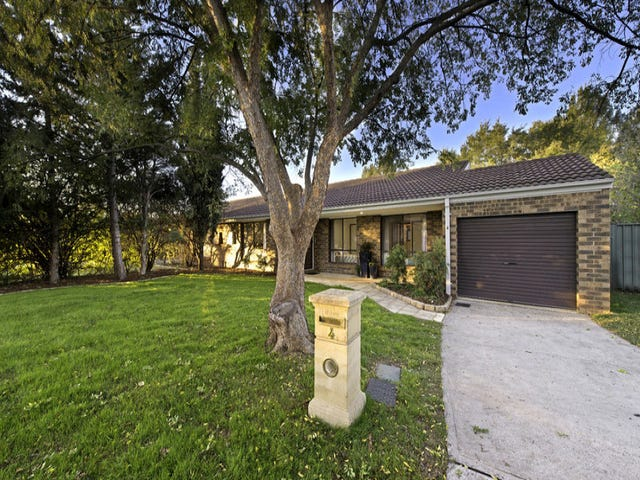 4 Camfield Place, Florey, ACT 2615