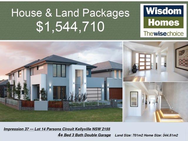 Lot 9 Fairway Drive, Kellyville, NSW 2155