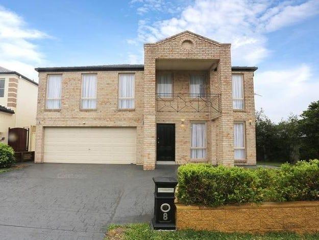8 Gungarlin Drive, Horningsea Park, NSW 2171