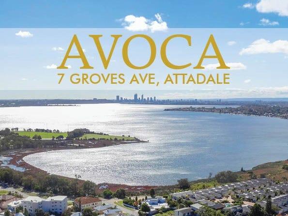 7 Groves Avenue, Attadale, WA 6156