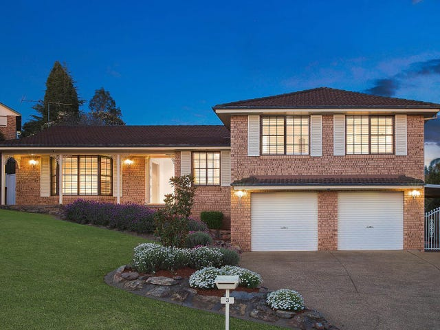 3 Barossa Court, Baulkham Hills, NSW 2153