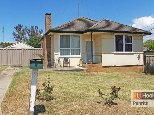 1 Flint Avenue, Penrith, NSW 2750