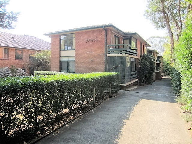 9/1683 Pacific Highway, Wahroonga, NSW 2076