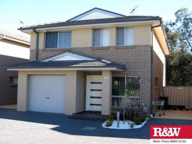 35/570 Sunnyholt Rd, Stanhope Gardens, NSW 2768