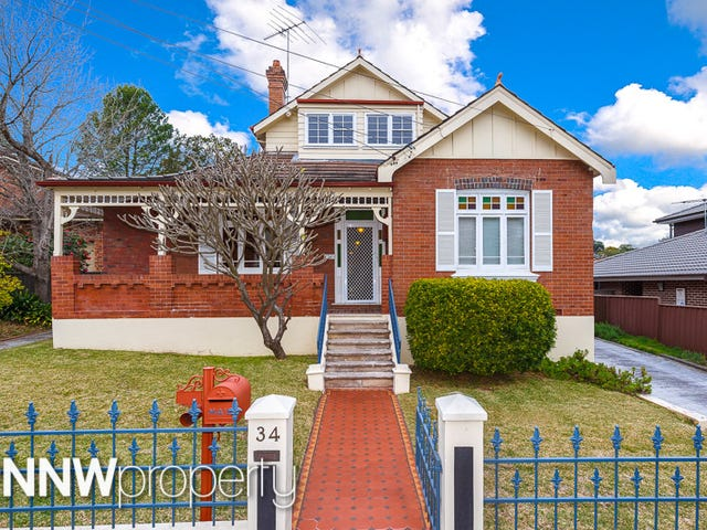 34 Clanalpine Street, Eastwood, NSW 2122