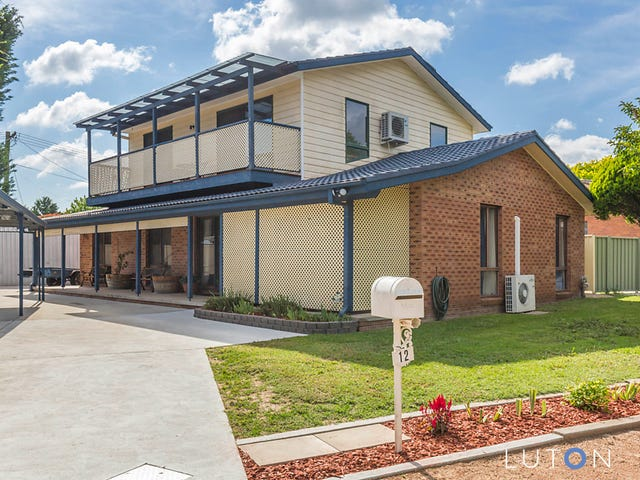 12 Hemmings Crescent, Richardson, ACT 2905