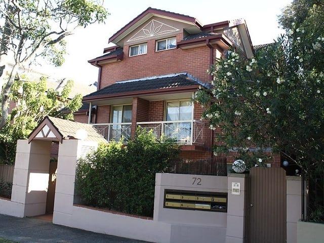 2/72 Grosvenor Street, Neutral Bay, NSW 2089