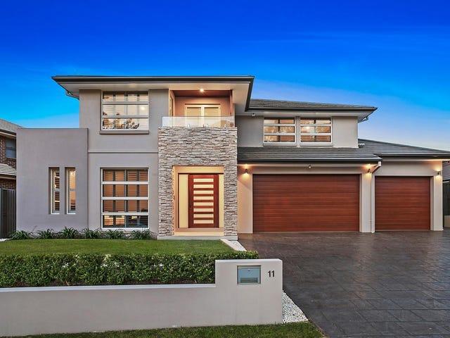 11 Lewis Jones Drive, Kellyville, NSW 2155