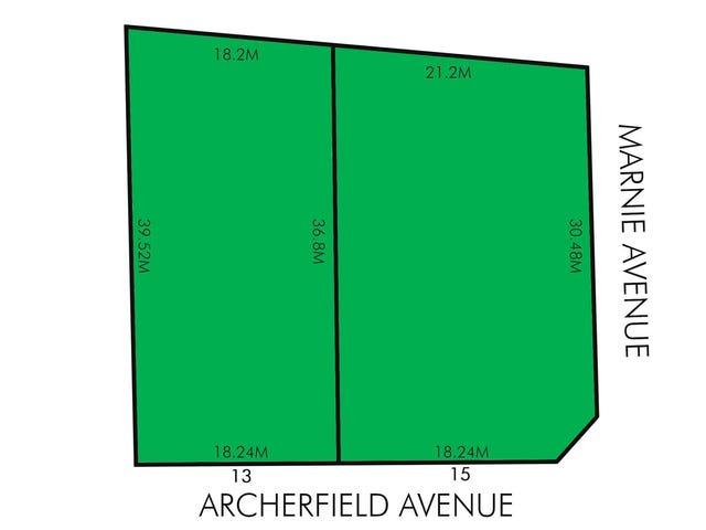 13 & 15 Archerfield Avenue, Christies Beach, SA 5165