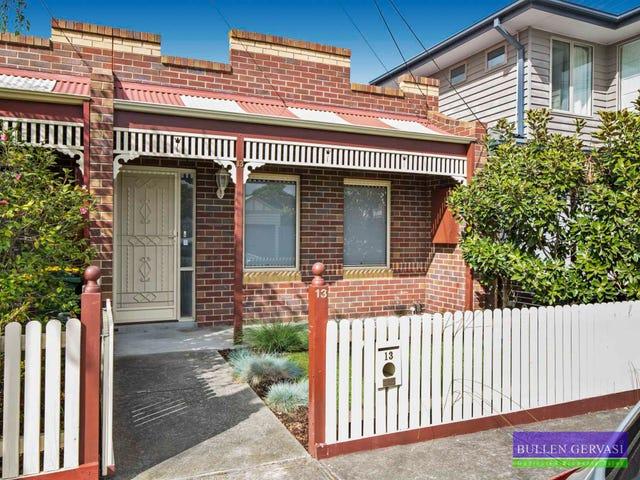13 Agnes Street, Yarraville, Vic 3013