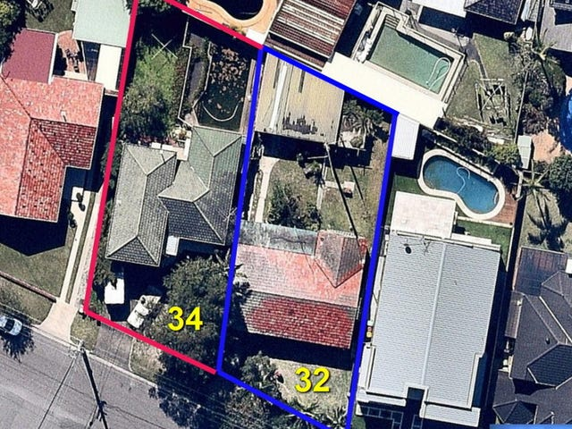 32 & 34 Valentia Avenue, Lugarno, NSW 2210
