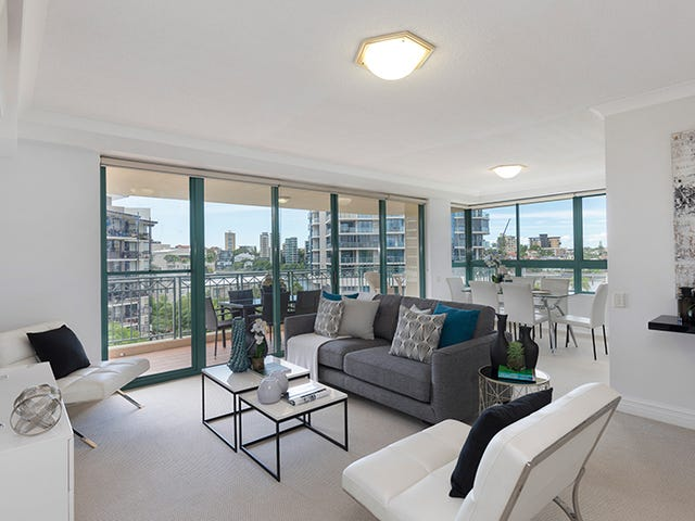 13/1 Goodwin Street, Kangaroo Point, Qld 4169