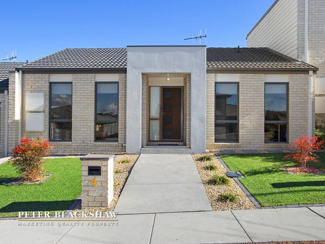 4 Burnum Burnum Close, Bonner, ACT 2914