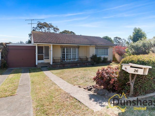 26 Gloucester Street, Macquarie Fields, NSW 2564