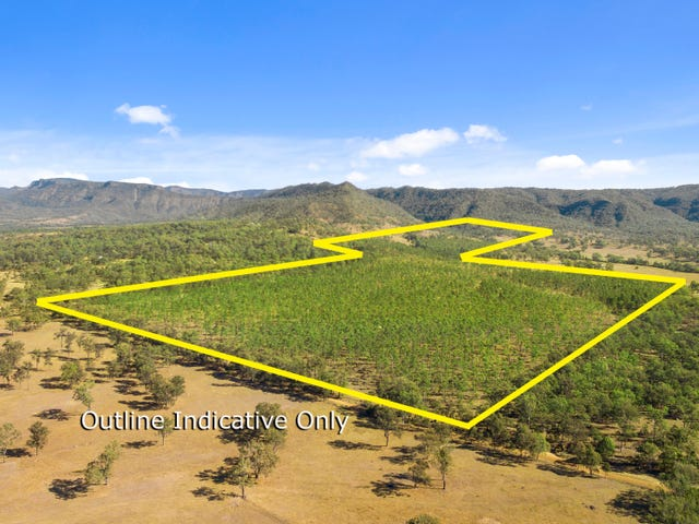 Lot 165 Cnr Bakers & Kerwitz Road, Rosevale, Qld 4340