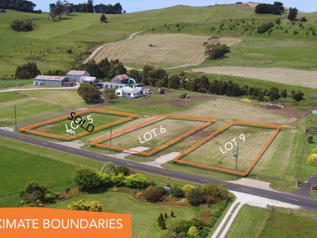 Lots 6 & 9, 20 Table Cape Road, Wynyard, Tas 7325