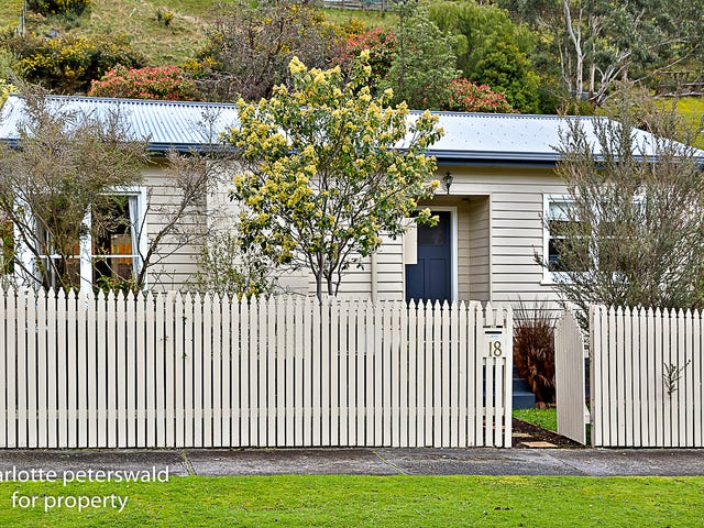 18 Syme Street, South Hobart, Tas 7004
