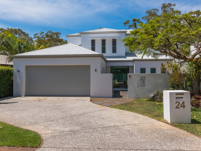 24 Lakeside Drive, Peregian Springs, Qld 4573