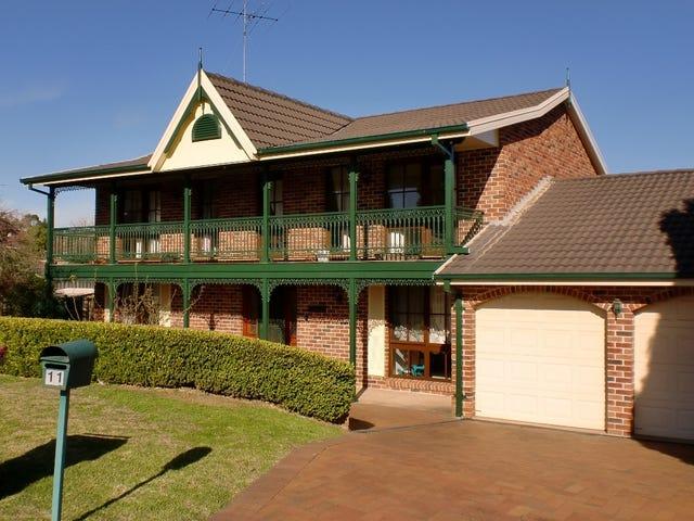 11 Nicholas Close, Bella Vista, NSW 2153
