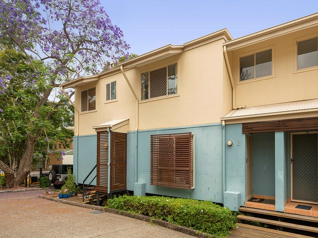 2/43-45 Bellevue Terrace, St Lucia, Qld 4067