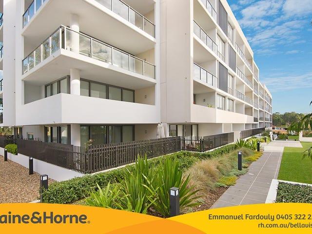 408/1 Lucinda Avenue, Kellyville, NSW 2155