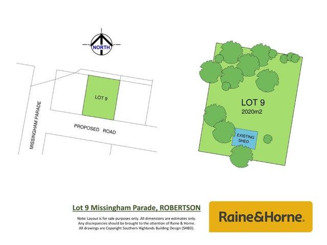 Lot 9, 1-3 Missingham Parade, Robertson, NSW 2577