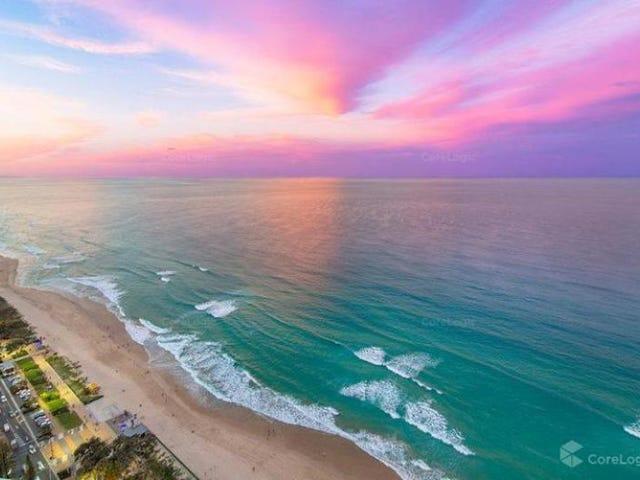 2502/4 The Esplanade, Surfers Paradise, Qld 4217