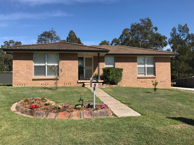 8 & 8a Knoll Crescent, East Maitland, NSW 2323